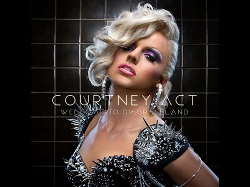 Courtney-Act